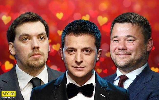 """Кохайтеся, чорноброві: """"валентинки"""" с украинскими политиками порвали сеть"""