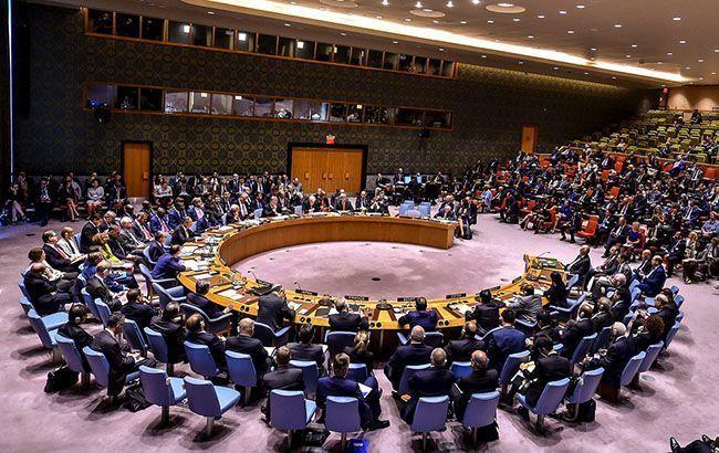 В Совбезе ООН проходит заседание по Украине