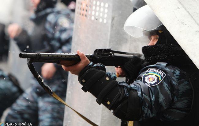 У Києві поліція посилила заходи безпеки через проведення акцій у центрі