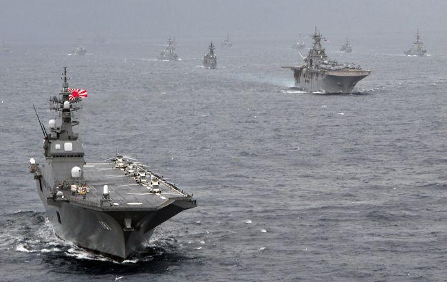 Северная Корея запустила ракету дальнего действия