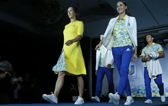 """Андре Тан рассказал о создании формы для """"капризных"""" украинских олимпийцев"""