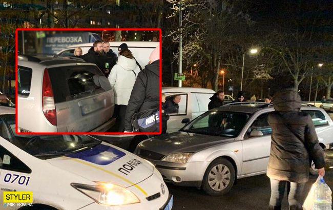 У Києві п'яний як чіп водій наїхав на матір з дитиною: усі деталі