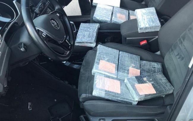 СБУ викрила ввезення в Україну партії кокаїну на 90 млн гривень