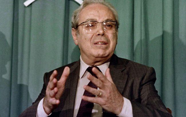Помер екс-генсек ООН Хав'єр Перес де Куельяр