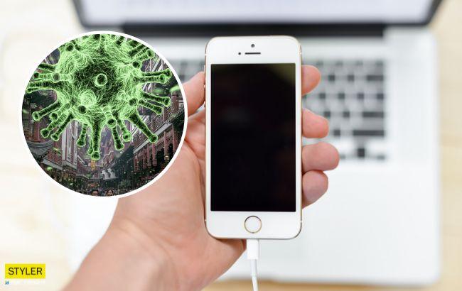 Епідемія коронавіруса: власників iPhone чекають неприємності
