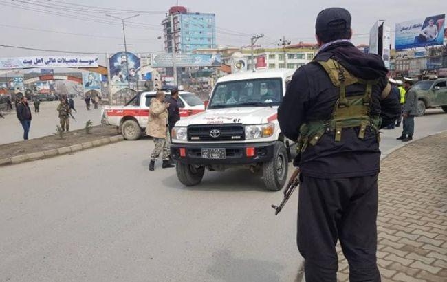 У Кабулі cталася атака на церемонію за участю прем'єра, загинули 27 осіб