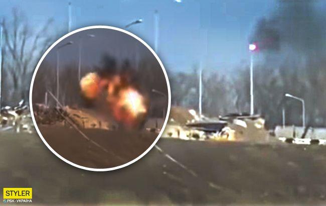 Бойовики обстріляли українських військових під Пісками: з'явилося відео