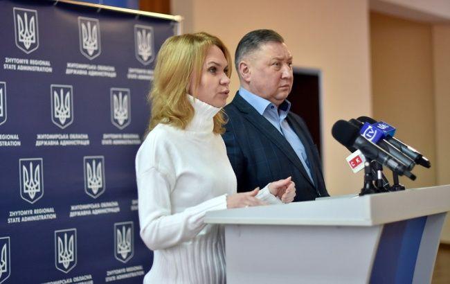 В Житомирской области выделили 45 млн гривен на борьбу с коронавирусом