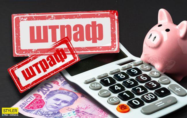 Киевлянку из-за коронавируса оштрафовали на 17 тысяч: что произошло