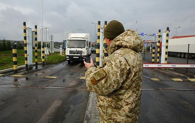 Украинскую границу за сутки пересекли почти 29 тысяч человек