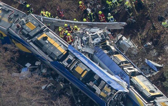 Стала відома причина зіткнення поїздів в Німеччині