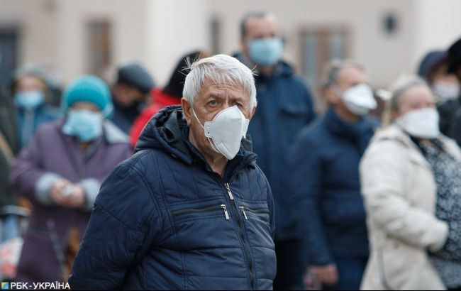 За сутки в Украине от коронавируса умерли 10 человек