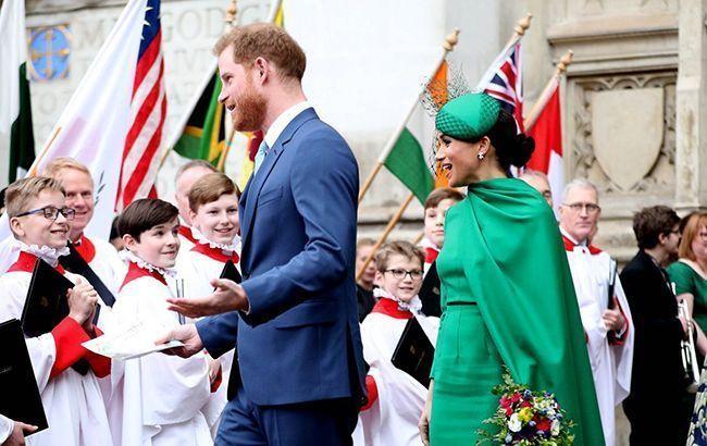 Зробили грубу помилку: Меган Маркл і принц Гаррі опинилися в центрі скандалу