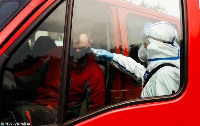 В Україні за добу коронавірус підтвердили у 444 осіб