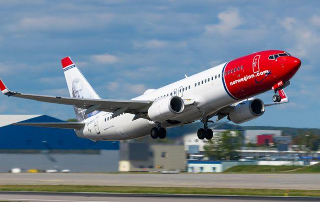Авіакомпанія Norwegian Air частково оголосила про банкрутство через коронавірус