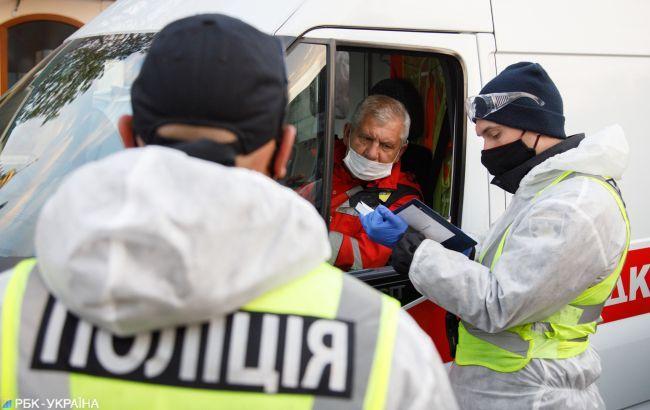 В Україні за добу число випадків COVID-19 зросло на 478 осіб: карта