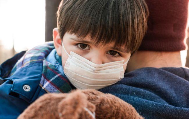 В Украине за время эпидемии COVID-19 диагностировали у 771 ребенка, - Степанов