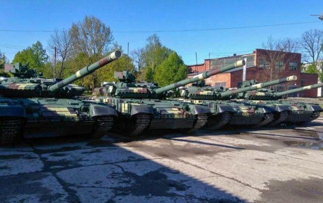 ЗСУ отримали 6 відремонтованих та модернізованих танків