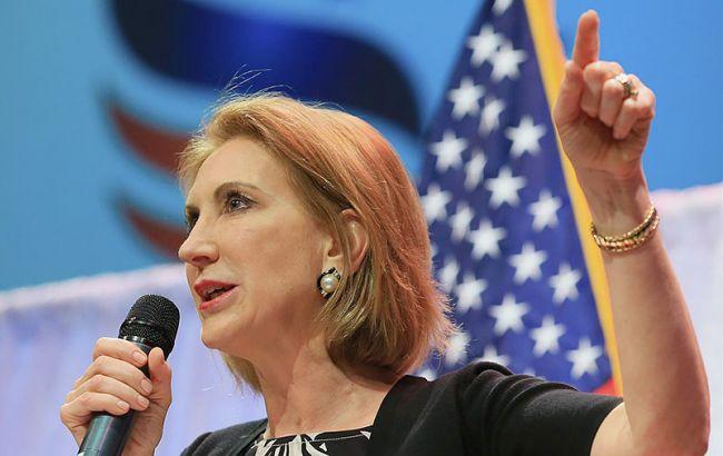 Республіканка Карлі Фіоріна покинула президентську гонку в США
