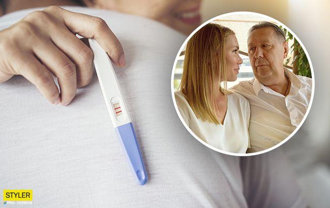 Скандальный экс-президент ФФУ станет отцом в 70 лет: видео и фото счастливой пары