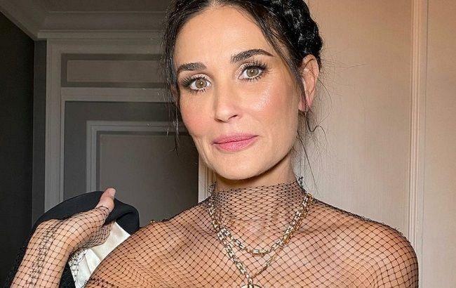 З віком тільки краща: 57-річна Демі Мур підкорила мережу нев'янучою красою