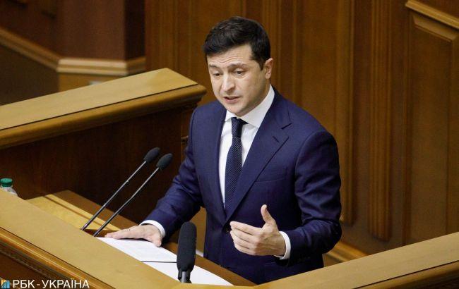 Зеленський про ситуацію на Донбасі: ми не стріляємо по українцях, ми відповідаємо бойовикам