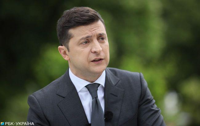 Зеленський назвав умову для розпуску парламенту