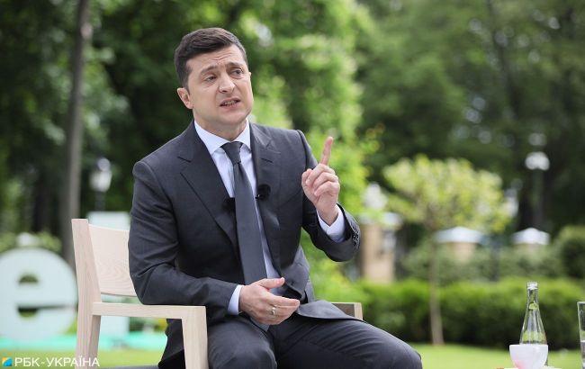 Зеленський заявив, що намагався підняти питання Криму з Путіним