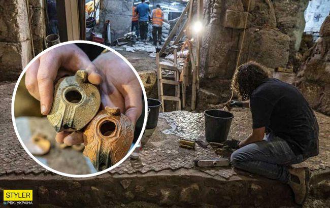 Таємниця археологів: в Єрусалимі знайдено секретну підземну кімнату