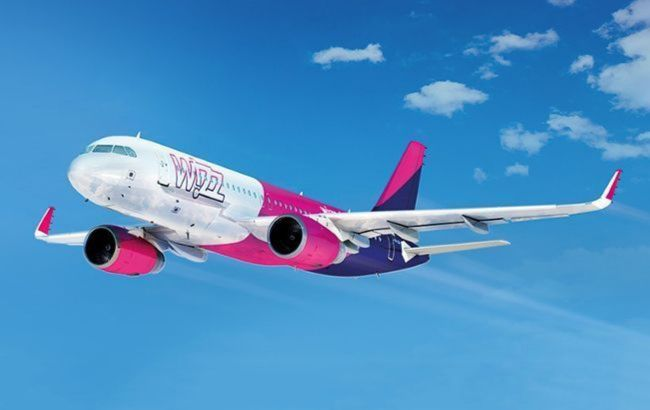 Wizz Air відклав польоти з України до 15 червня