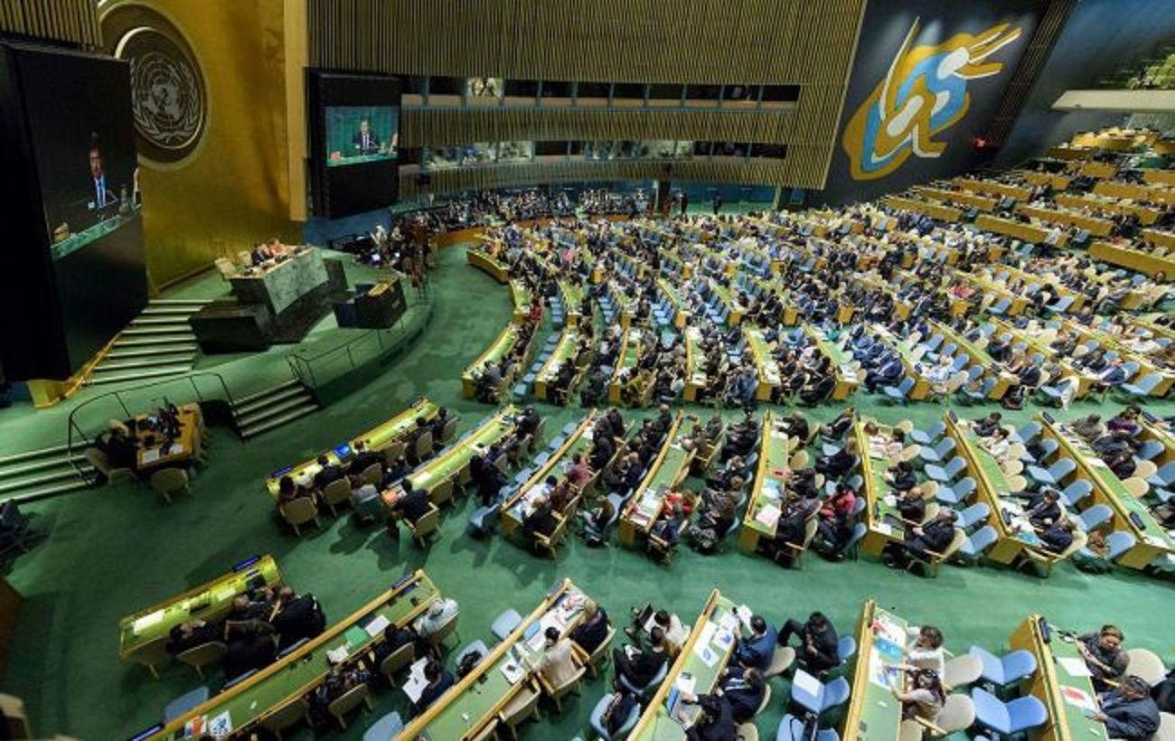 Україна в ООН закликала Росію припинити насильство на Донбасі