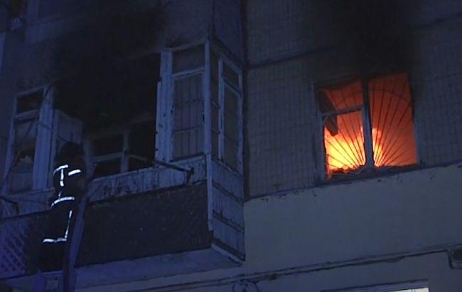 В Одессе горел многоэтажный дом, эвакуировали 20 человек