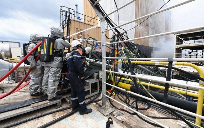 У Франції стався вибух на атомному підводному човні