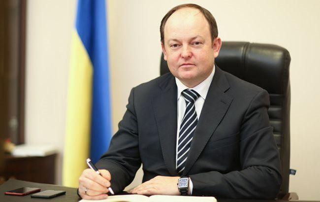 "В. о. голови ""Укрспирту"" зняли з посади"