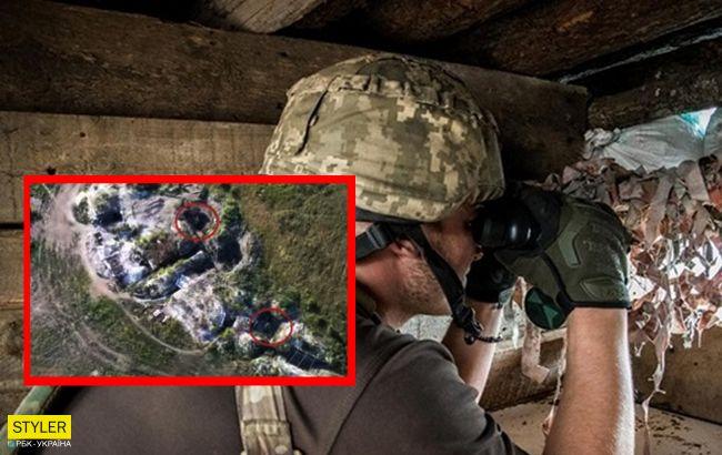 На Донбассе оккупанты попались в засаду: появилось видео расплаты за жадность