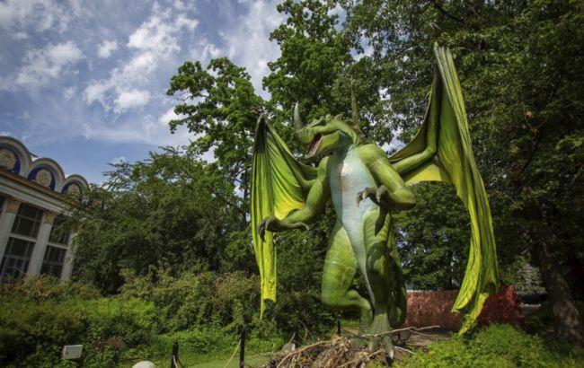 Мир драконов на ВДНГ