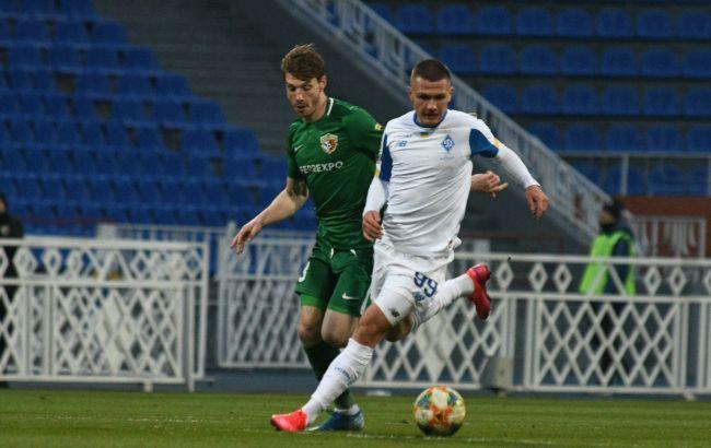 Финал Кубка Украины по футболу пройдет без зрителей