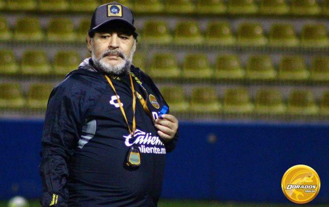 Марадона может стать главным тренером сборной Испании