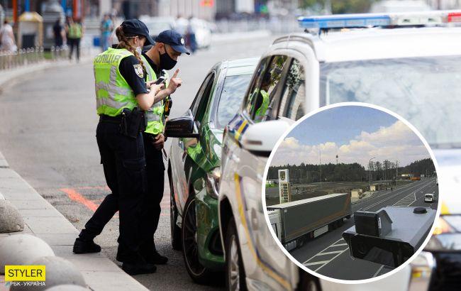 Камеры автофиксации будут штрафовать не только за скорость: что добавили