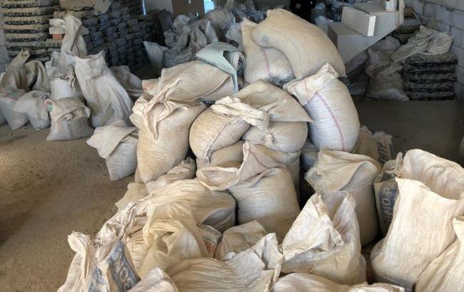 У жителя Одесской области конфисковали более 9 тонн янтаря