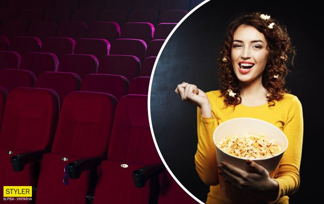 В Украине открылись кинотеатры: новые правила для киноманов