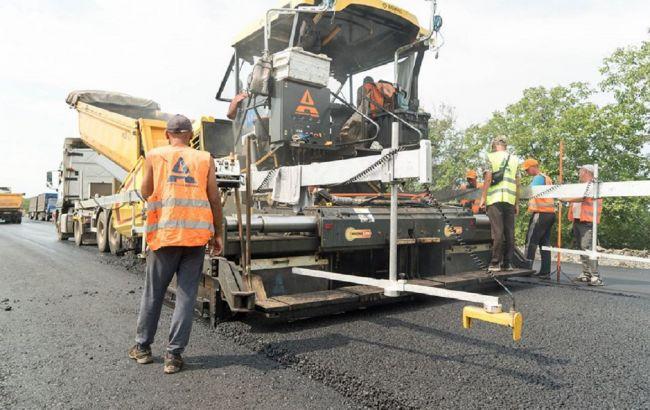 """У Запорізькій області за """"Великим будівництвом"""" відремонтують 277,5 км доріг до кінця року"""