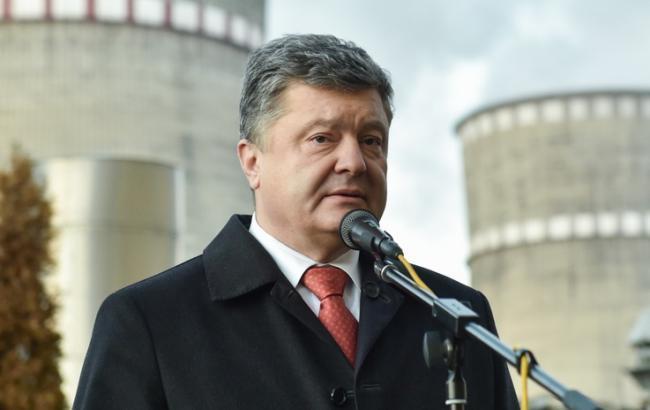 Порошенко - Путіну: в Україні не громадянська війна, а ваша агресія