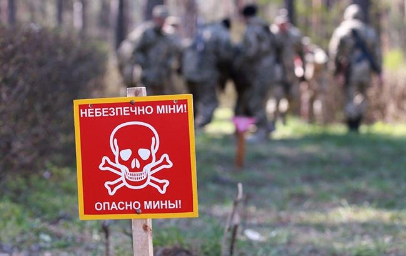 ТКГ погодила 13 ділянок для розмінування на Донбасі