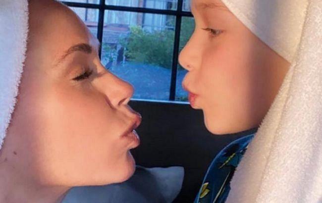 Какая же она хорошенькая: Виктория Бекхэм восхитила сеть красотой 9-летней дочери