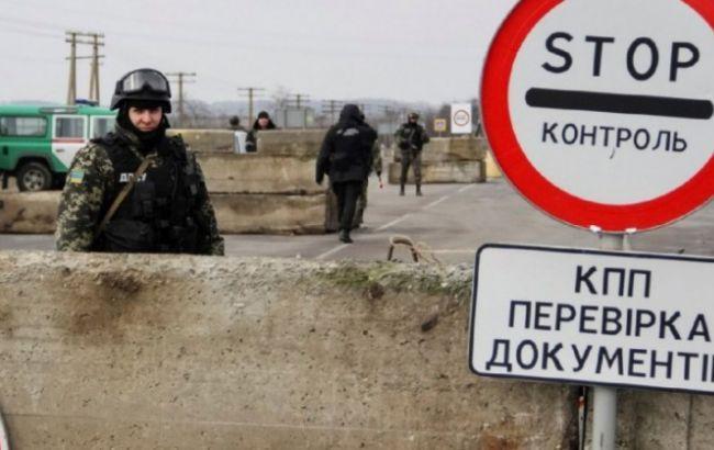 Прес-офіцер АТО: закритий через обстріли КПВВ в Мар
