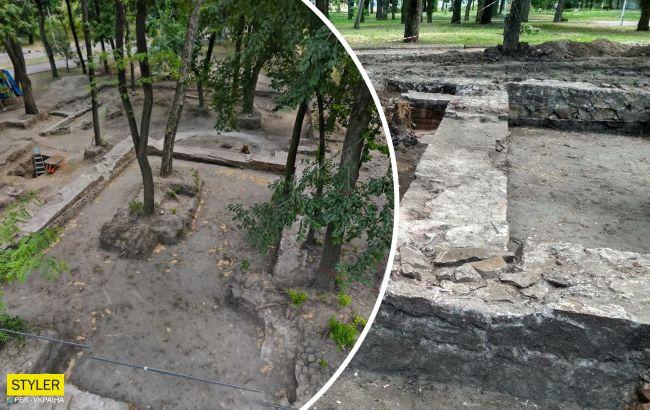 Спати там неможливо: у Дніпрі на розкопках древньої церкви знайшли десятки артефактів (відео)