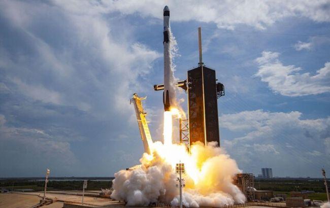 SpaceX запустила Falcon 9 со спутником связи для Южной Кореи