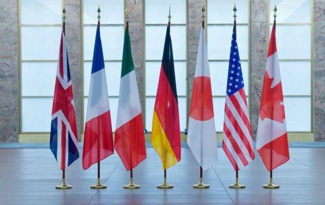 В США подготовили резолюцию против участия России в G7