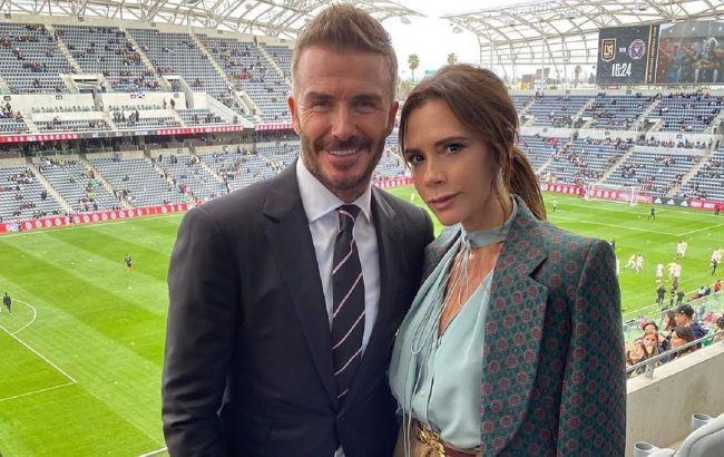 Идеальная пара: Виктория Бекхэм умилила романтичным фото с любимым мужем